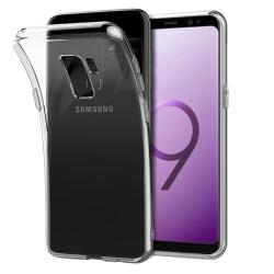 Samsung S9 PLUS transparent Ultra slimfit skydd / fodral / case