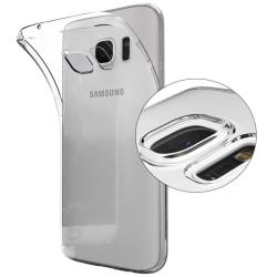 Slimfit fodral / skydd i tålig TPU Samsung Galaxy S7 Edge