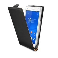 Sony Xperia Z3 Compact D5803 Lyxigt Flip Fodral / Skydd / Case