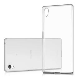Sony Xperia Z5 Slimfit Skydd / Fodral & SuperGuard skärmskydd