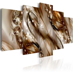 Tavla - Brown tide Size: 100x50