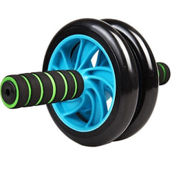 Ab Wheel med 2 hjul multifärg