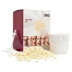 Uniq Nose Wax Kit - Fjern Hår I Næsen Vit