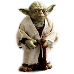 13cm Star Wars Master Yoda Jedi Action Figure Collectible Model