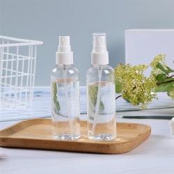 100ml Travel Plastic Perfume Atomizer Spray Bottle