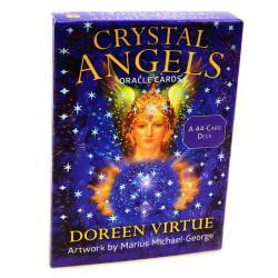 44 Crystal Oracle Card Deck Doreen.Virtue Crystal Tarot Card