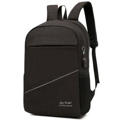 Vuxna Väskor Mode Multifunktionell ryggsäck Barn Praktiskt Black