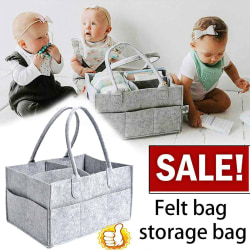 Baby Diapper Organizer Nappy Storage