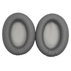 BOSE Grey Ear Pads For QC2/15/25 AE2/2i/2w hörlurar As pics