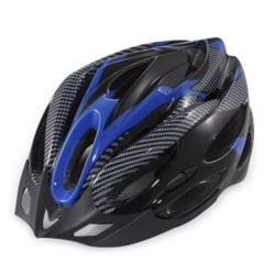 Camouflage Color Cycling Bike Helmat Safty Ride Black&Blue
