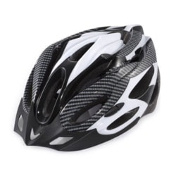 Camouflage Color Cycling Bike Helmat Safty Ride Black&White