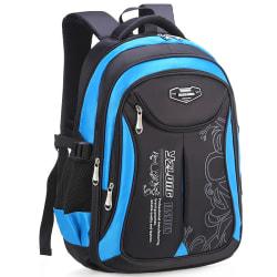 Child Shoulderbag School Light Backpack Blue L