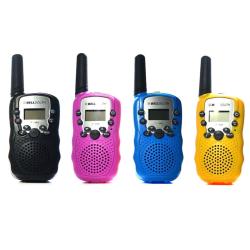 Children Comunication LED Display Interphone