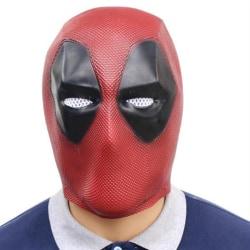 Deadpool DC Masks Cosplay Mask Latex Full Head Helmet