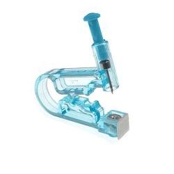 Engångs öronhåltagningsverktyg Body Ear Nose Kit 5 PCS Square Head