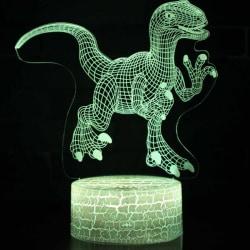 Dragon Ball 3D LED Night Light Raptor