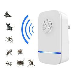 Electronic Ultrasonic Pest Repeller for Household