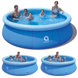 Family Fun Large Inflatable Pading Swimming Pool S-L 240*76cm