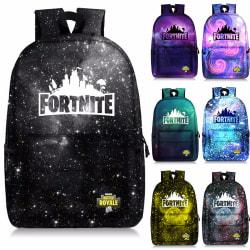 Fortnite Luminous Backpacks Kids Epics Games Yellow