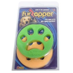 Fur Zapper 2 Pack Pet Hair Remover