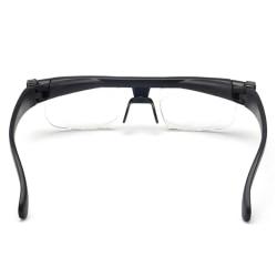 Glasses Myopia Reading Glasses Dial Adjustable Variable Focus