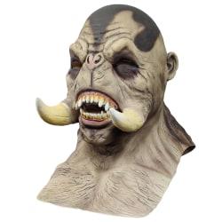 Halloween Warcraft Mask Horror Mask Scary Latex Full Head Mask