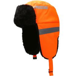 High Visable Safety Visibility Hat Orange
