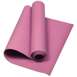 Home Fitness Yoga Mat Gym Exercise Carpet Yoga Workout Pink 173*60*0.4