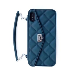 Huawei Mate30 series Crossbody Coin Purse Phone Case 30pro Ink Green P30Pro