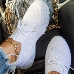 Kvinnors Löparskor Gym Sports Jogging Fitness Comfy Shoes
