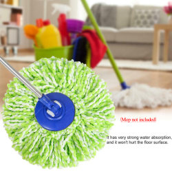 Mop Head Home Cleaning Tool Mop Replacement White