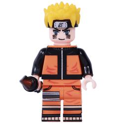 Naruto Toys Minifigures Sasuke Kakashi Itachi Building Blocks G