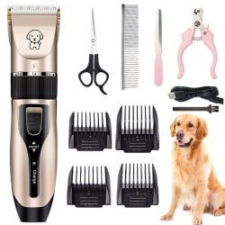 Pets Shaver Trimmer Cliper Hair Machine Package 1*11 kits