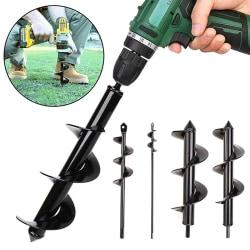 Jordborrborra Staketborrare för trädgårdsplanteringshål 4*45cm