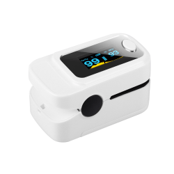 Pulse Oximeter Blood Oxygen Monitor with Silicon Cover