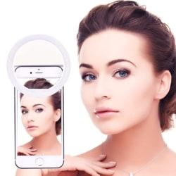 Selfie Light Ring LED Cell Phone Lights White