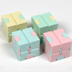 Fidget Toy Sensory Finger Game For Kids Adult Gift Blue