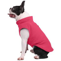 Små Hundar Sällskapsdjur Vinter Varmare Jacka Kappa Ytterkläder Grey XL