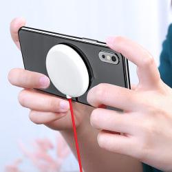 Smart Phone Wireless Charging Mini Stick-on Wireless Charger Pad