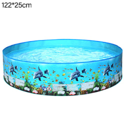 Summer Water Paly Inflatable Simming Pool 122*25cm