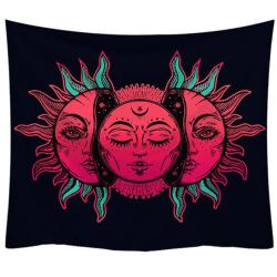 Sun God Wall Decoration Tapestry-1 B 200*150cm