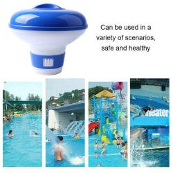 Swiming Pool Clean Chlorine Dispenser Blue