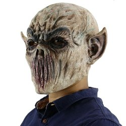 Zombie Monster Vampire Adults Mask Horror Halloween Bloody Scary