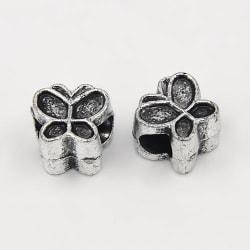 Akrylpärla fjäril, 50-p