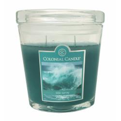 Colonial Candles doftljus Sea Spray Petrol