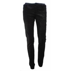 Svart byxa i jeans modell strl: XS Oxygene Black XS