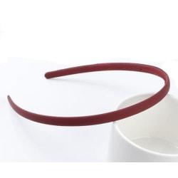 Diadem Non-Slip (mörkröd) Röd