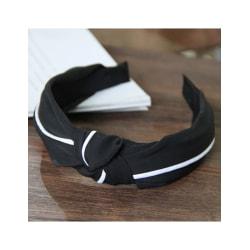 Diadem White Stripe (svart)