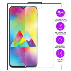 2-Pack - Samsung Galaxy A20e - Härdat Glas Displayskydd  Transparent