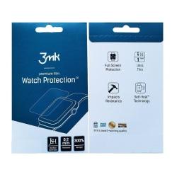 Apple Watch 5 - 44mm - 3mk Skärmskydd - 3 delar i st Transparent